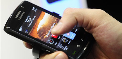 Kunden kaufen lieber billige Blackberry-Modelle