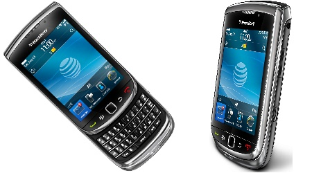 Neuer Blackberry Torch tritt gegen iPhone an (Bild: RIM)