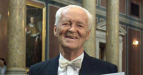 Sportmediziner Ludwig Prokop wird 90 Jahre alt (Bild: APA/SCHNEIDER Harald)