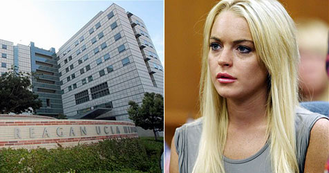 Lindsay Lohans hartes Leben in der Entzugsklinik
