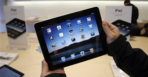 iPad 2 steht angeblich schon in den Startlöchern
