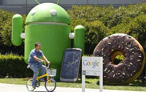 "Android nimmt Smartphone-Markt ""im Sturm"""