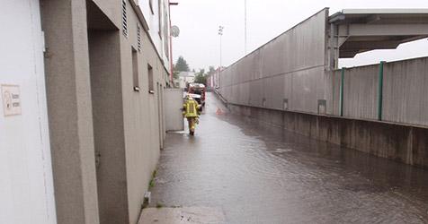 Feuerwehren im Innviertel im Dauereinsatz (Bild: FF Ried)