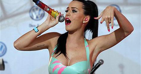 Hat Katy Perry bei den Beach Boys abgeschrieben?