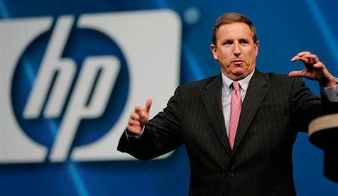 Nach Belästigungs-Vorwurf: HP-Chef tritt zurück