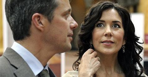 Prinzessin Mary von Dänemark erwartet Zwillinge