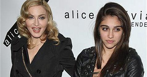 """So macht Madonna Tochter Lourdes zum """"Kinder-Star"""""""