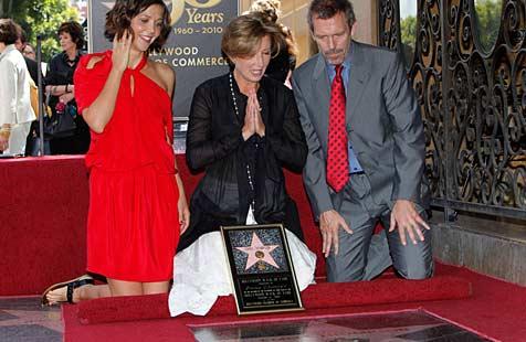 Emma Thompson mit Hollywood-Stern geehrt