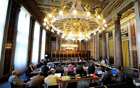 Fristsetzungsantrag könnte den U-Ausschuss beenden (Bild: APA/Helmut Fohringer)