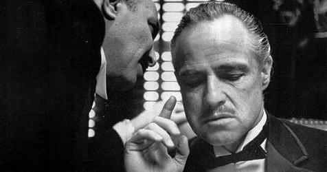 """Streit um die Asche des """"Paten"""" Marlon Brando"""