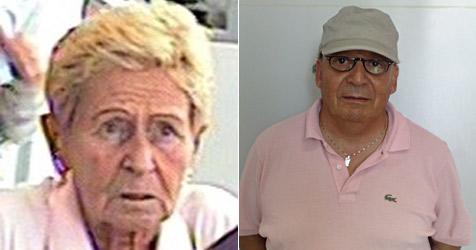 Wer hat Lydia D. mit dem Verdächtigen gesehen? (Bild: APA/LKA BURGENLAND, APA/SID BURGENLAND)