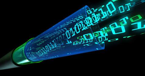 Forscher entwickeln besseren Laser zur Datenübertragung (Bild: © 2010 Photos.com, a division of Getty Images)