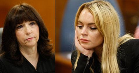 Lindsay Lohans knallharte Richterin gibt den Fall ab