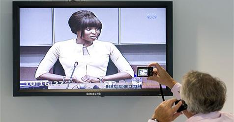 Naomi Campbell verteidigt ihre Gerichtsaussage