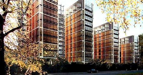 Teuerste Wohnung der Welt in London verkauft (Bild: Rogers Strik Harbour & Partners)