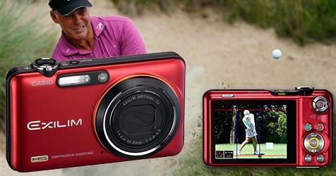 Neue Casio-Kamera beurteilt Schwung-Qualitäten
