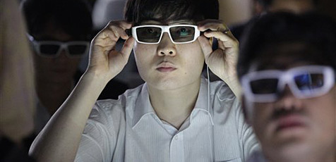 Neuer Codec soll 3D-Filme übers Web und Satellit liefern
