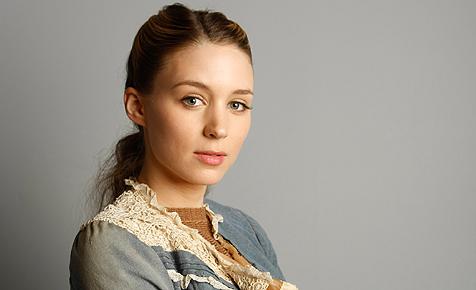 Kino-Newcomerin Rooney Mara spielt Lisbeth Salander
