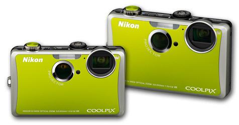 Neue Nikon-Coolpix mit integriertem Projektor (Bild: Nikon)