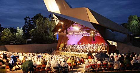 Sidney Symphony Orchestra liefert perfektes Gastspiel (Bild: Philipp Horak/Grafenegg/APA/Philipp Horak/Grafenegg)