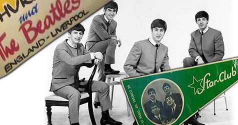 Vor 50 Jahren: Die Beatles starteten ihre Karriere