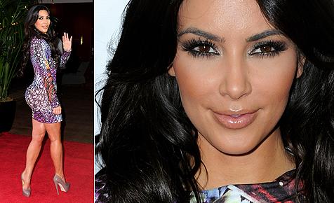 """Kim Kardashian: """"Ich bin am ganzen Körper enthaart"""""""