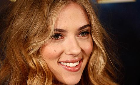 Scarlett Johansson frühstückte im Wiener Café Central