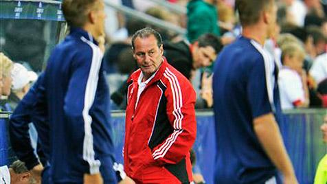 0:1 - RB Salzburg verliert auch gegen Wiener Neustadt