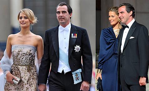 Big Fat Greek Royal Wedding: Prinz heiratet auf Insel