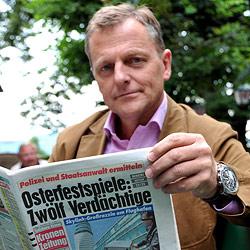 """""""Dewitte wollte 900.000 Euro für Salome-Bühnenbild"""" (Bild: Wolfgang Weber)"""