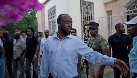 Wahlkampf-Stress: Wyclef Jean ins Spital eingeliefert