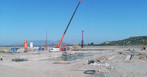Acht Taucher aus Weyregg in Albanien im Einsatz (Bild: Nautilus Dive Company GmbH)