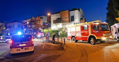 Wohnungsbrand in Gneis in nur 18 Minuten gelöscht (Bild: Markus Tschepp)