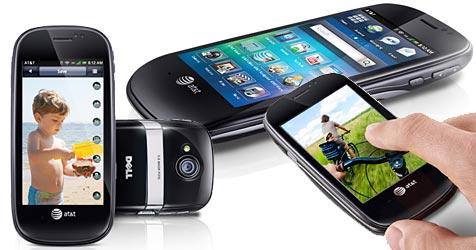 Dell bringt Smartphone zum Kampfpreis raus (Bild: Dell)