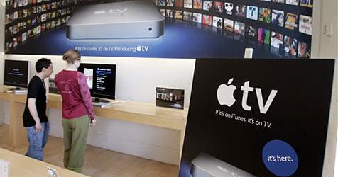 Zweite Apple-TV-Generation eine Million Mal verkauft