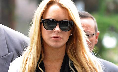 Strikte Auflagen für Lindsay Lohan nach Entzug