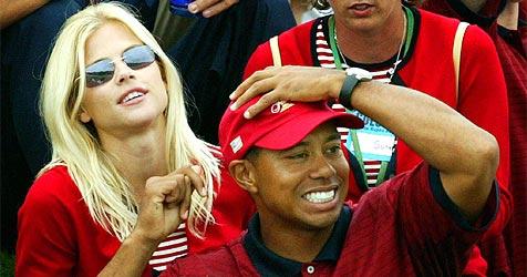 Tiger Woods kämpft nach der Scheidung mit Traurigkeit
