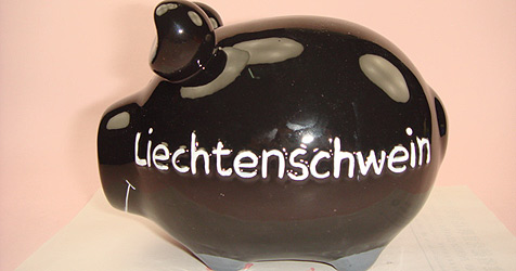 "Viel Ärger um ein ""Liechtenschwein"" (Bild: Hans Buff + Co. AG)"