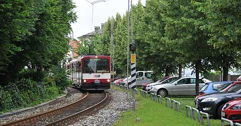 Neue Wohngebiete nur mehr an Öffi-Strecken geplant (Bild: Wolfgang Weber)