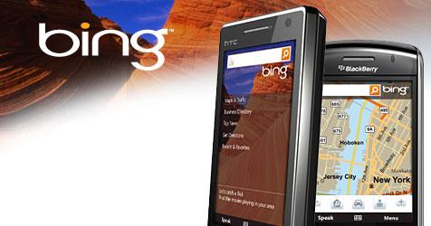 Microsoft wildert mit Bing-App in Google-Revier