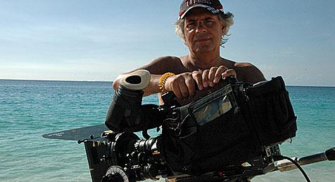Regisseur des Kohr-Films sitzt in der Karibik fest (Bild: Alfred Ninaus)