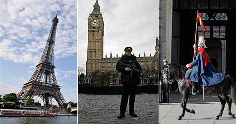 Von Paris bis New York: Urlaub in den großen Metropolen