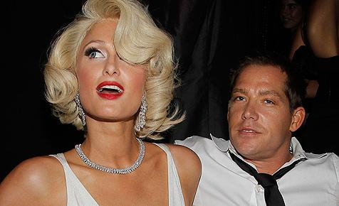 In Las Vegas hat Partyluder Paris Hilton Hausverbot