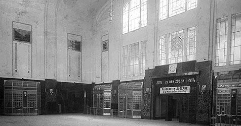 Salzburger Bahnhof erstrahlt 2011 im Jugendstil-Glanz (Bild: Bundesdenkmalamt)