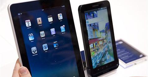 Zahlreiche iPad-Konkurrenten buhlen um Kunden (Bild: AP)