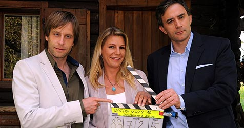 """Gmunden wird zum """"Hollywood"""" Österreichs (Bild: Klemens Fellner)"""