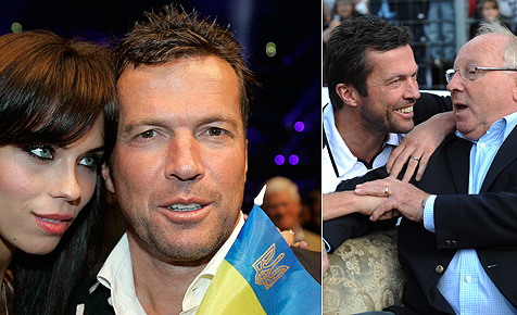 Lothar Matthäus trägt wieder seinen abgelegten Ehering