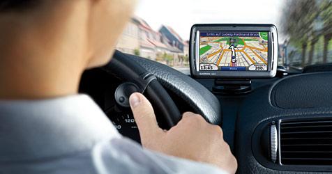 Smartphones stechen Navis in ÖAMTC-Test aus (Bild: Garmin)