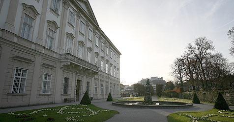 Die Stadt Salzburg lud Muslime ins Schloss Mirabell (Bild: Andreas Tröster)