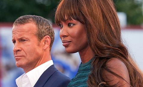 Naomi Campbell bekommt Palazzo in Venedig geschenkt